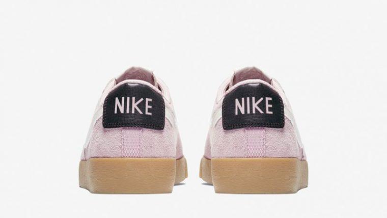 Nike Blazer Low Suede Plum Chalk AV9373-500 01 thumbnail image