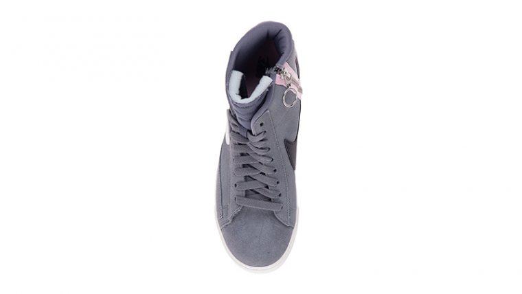 Nike Blazer Mid Rebel Grey 02 thumbnail image
