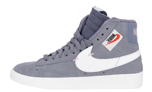 Nike Blazer Mid Rebel Grey