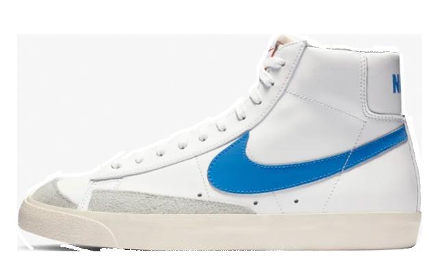 Nike Blazer Pacific Blue | BQ6806-400