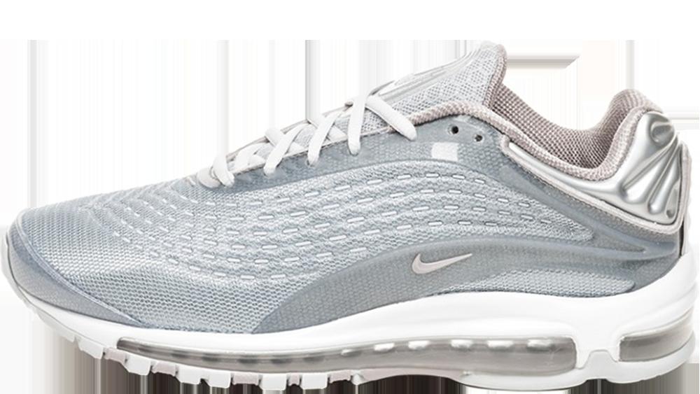 Nike Air Max Deluxe Wolf Grey Platinum AV7024 001Eneste kvinder AV7024 001 The Sole Womens
