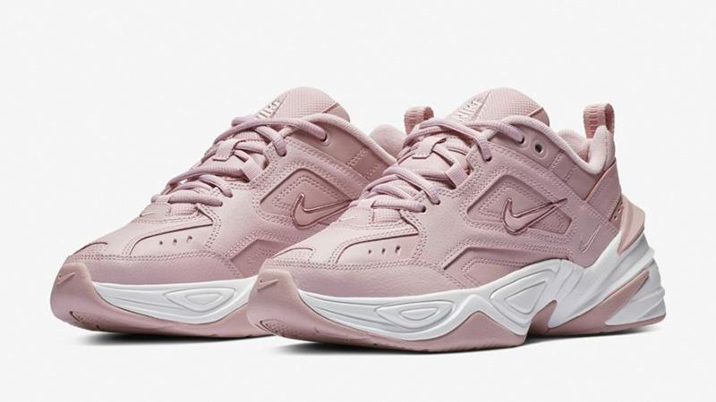 Nike M2K Tekno Pink Plum Chalk | AO3108-500