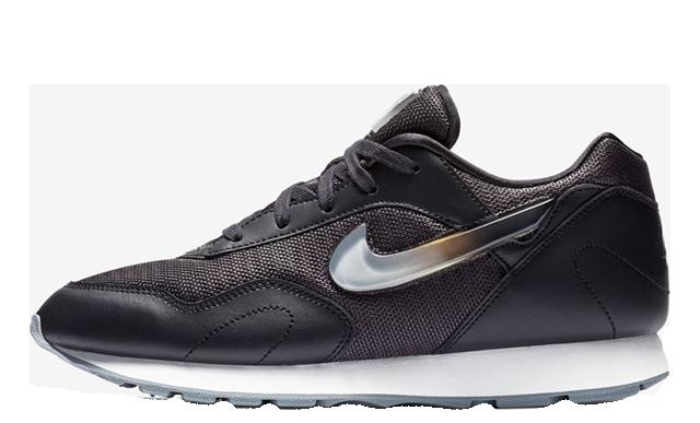 Nike Outburst Premium Black White AQ0086-001