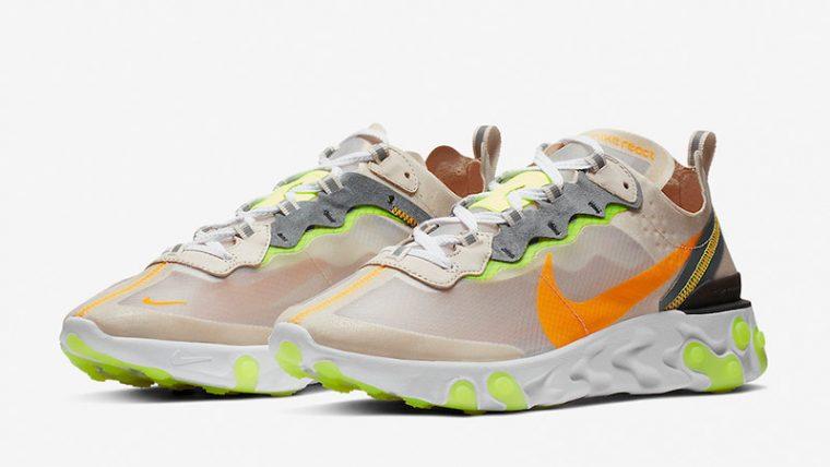 Nike React Element 87 Orewood | AQ1090-101 thumbnail image