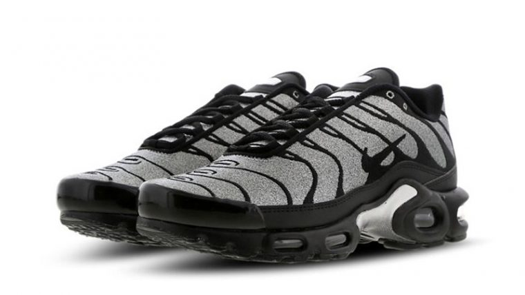 Nike TN Air Max Plus Black Glitter CD2239-001 03 28e216335