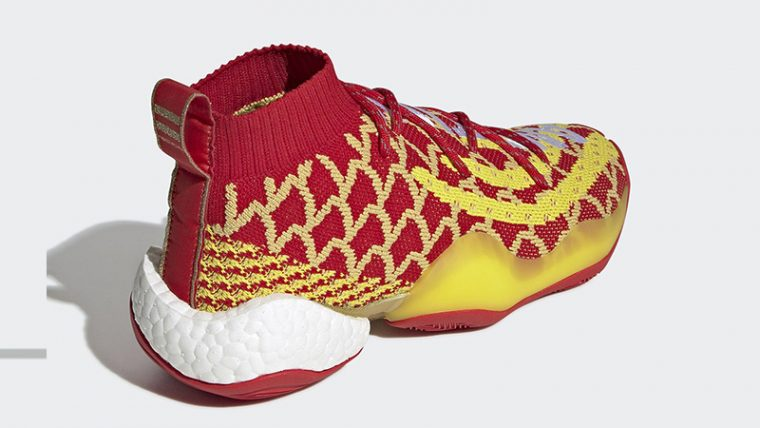 Pharrell x adidas Crazy BYW Chinese New Year Red   EE8688 thumbnail image