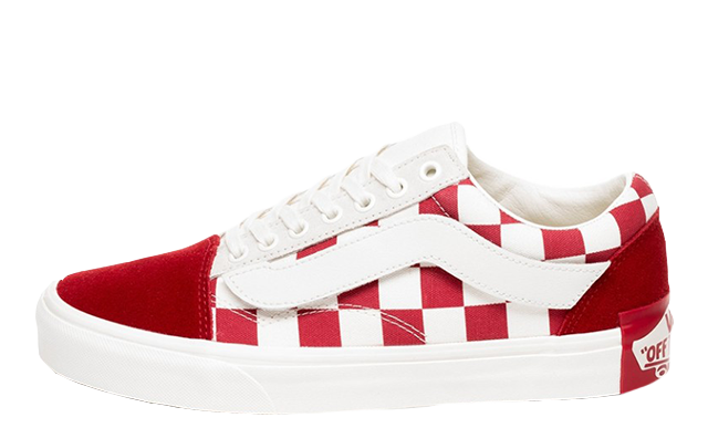 ... Purlicue x Vans Old Skool LX Year Of The Pig White Red as much as we  are 76c21d727