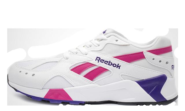 Reebok Aztrek White Pink CN7841 02