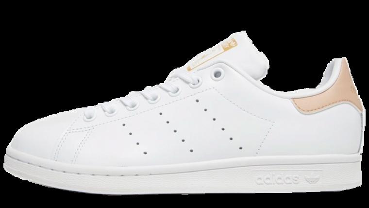 adidas Originals Stan Smith White Peach