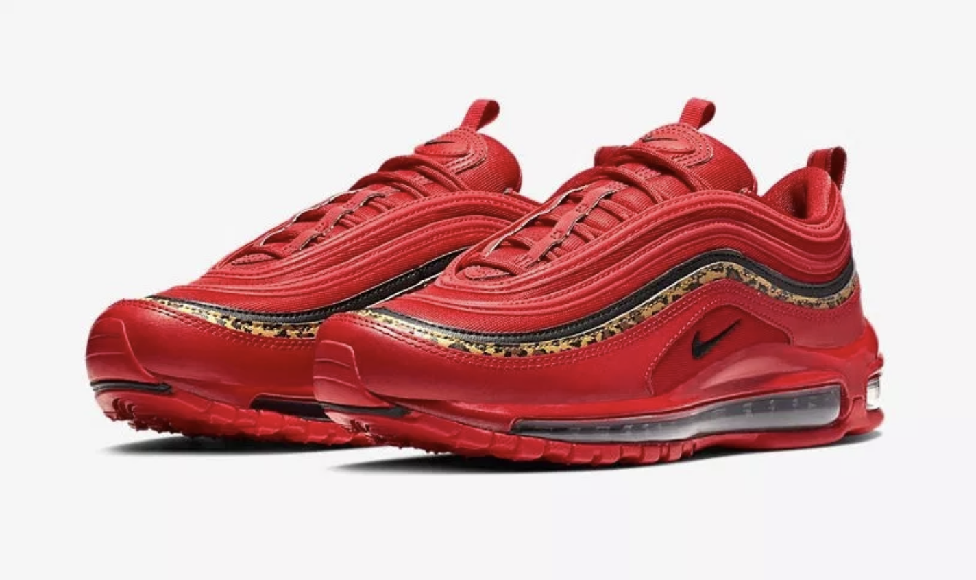 low priced 99f81 948e4 Leopard Print Adds A Wild Touch To Nike s Air Max 97   Upcoming ...
