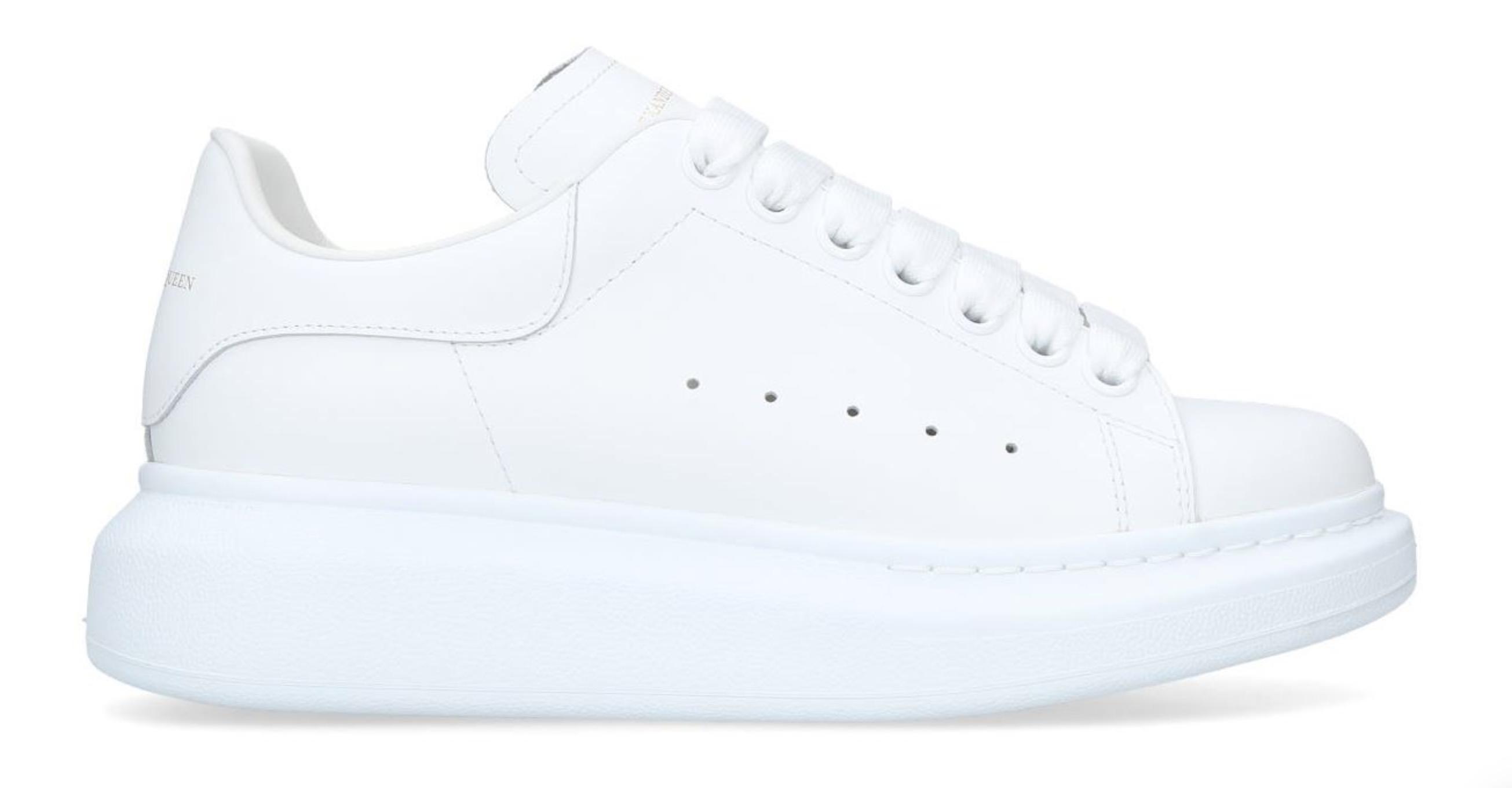 triple white alexander mcqueen Online
