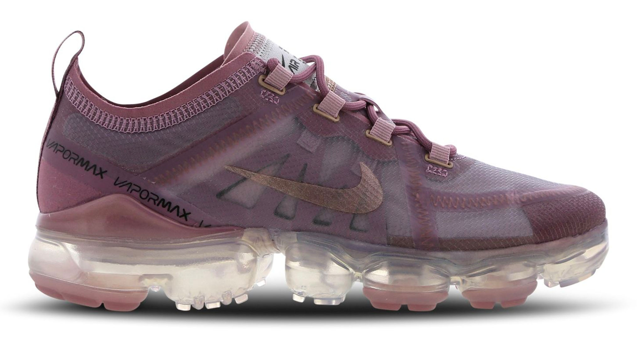 756fde0aeb Nike's Air Vapormax 2019 Has Just Arrived In 'Plum Chalk' | Closer ...