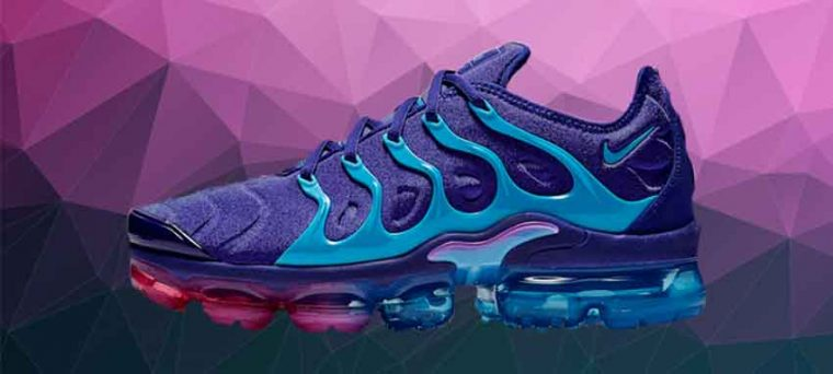 great fit b81c0 04eaa Air VaporMax Plus Gets An Exotic Purple Makeover | Upcoming ...