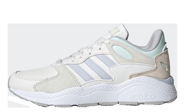 adidas Chaos White Mint Women s  eb6ae50bc1
