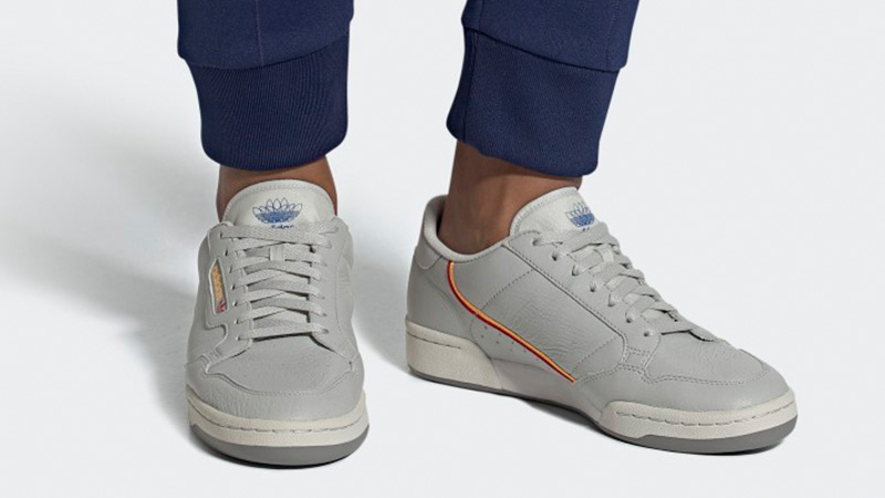 adidas Continental 80 Grey CG7128 05