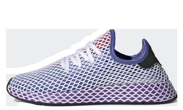 adidas Deerupt Purple Lilac CG6095