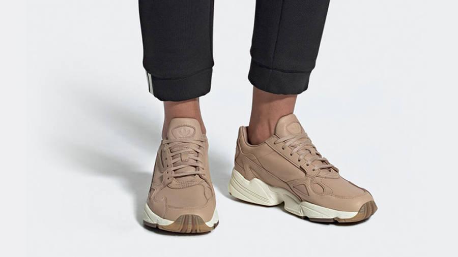 adidas Falcon Ash Pearl Womens | Where