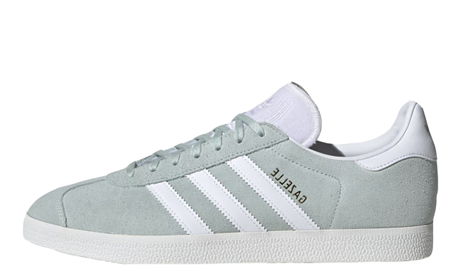 ae489e8180a83a The adidas Gazelle Blue White is available now via the retailers listed on  this page
