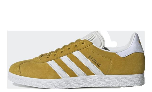 adidas Gazelle Yellow White DA8870