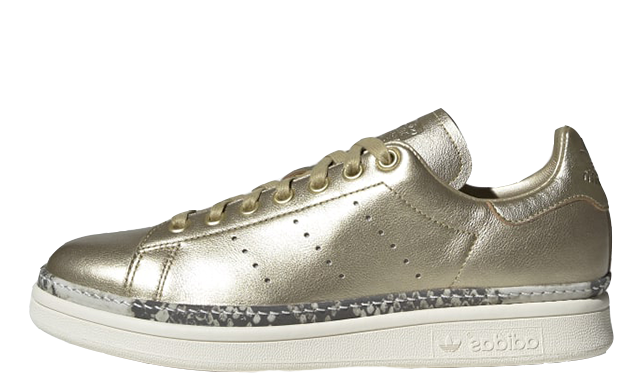 adidas Stan Smith Gold Met F34120