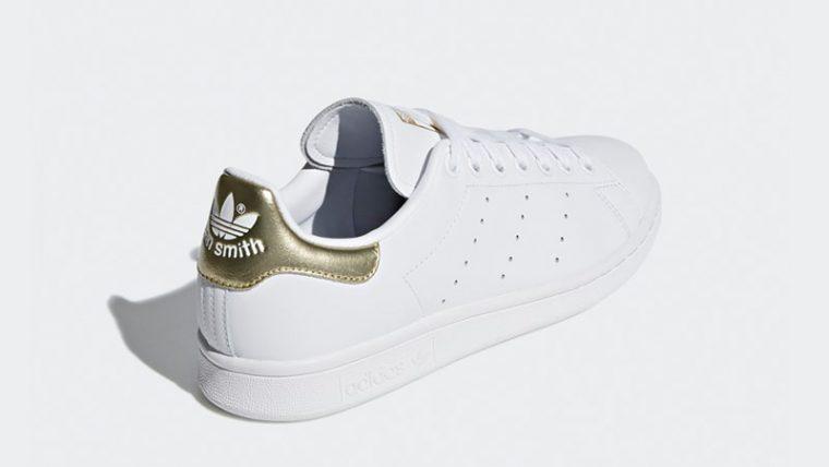 adidas Stan Smith White Gold EE8836 01 thumbnail image