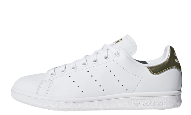 adidas Stan Smith White Gold EE8836