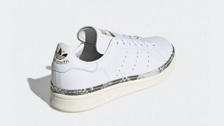 adidas Stan Smith White Snakeskin