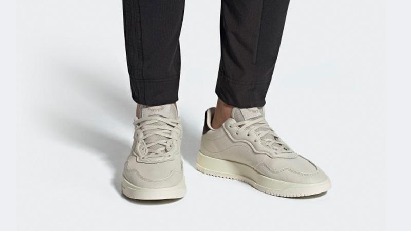 adidas Super Court White CG6239 05