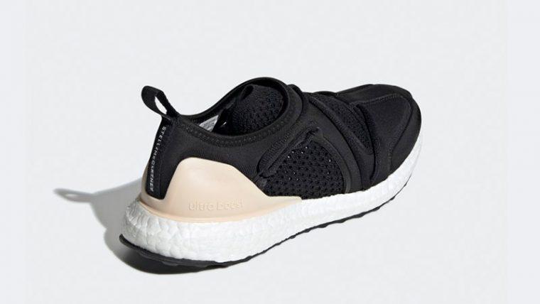 adidas Ultra Boost T Black Beige Womens F35837 03 thumbnail image