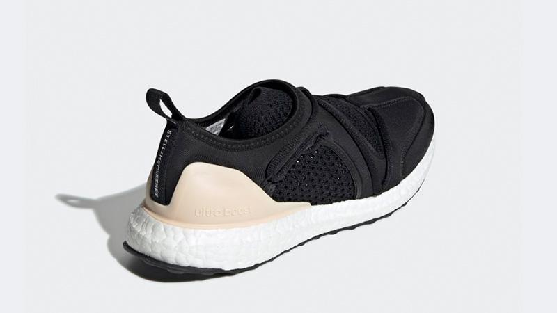 adidas Ultra Boost T Black Beige Womens F35837 03