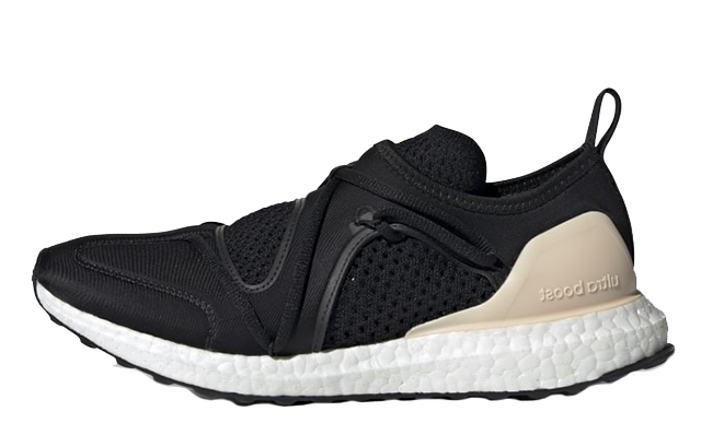 adidas Ultra Boost T Black Beige Womens F35837