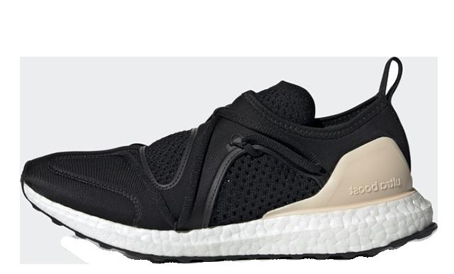 adidas Ultra Boost T Black Beige Womens F35837