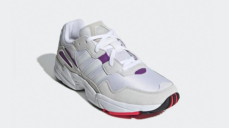 adidas Yung 96 White Purple DB2601 01
