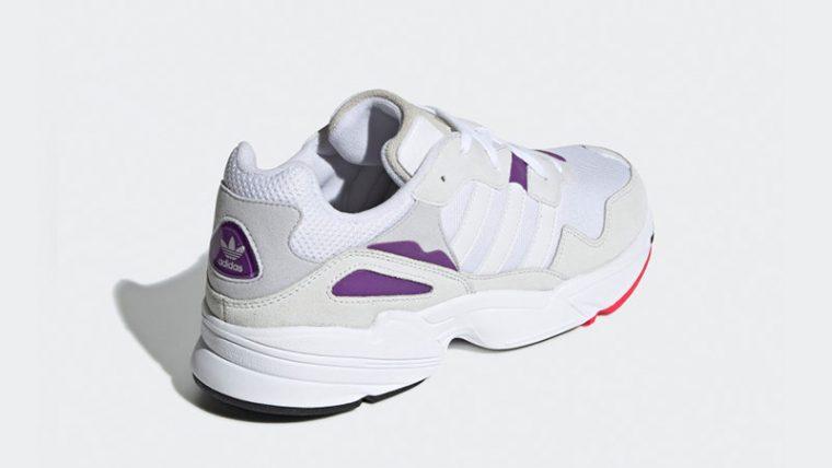 adidas Yung 96 White Purple DB2601 03 thumbnail image