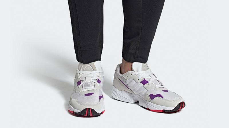 adidas Yung 96 White Purple DB2601 04