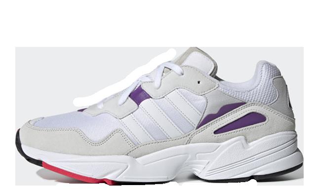 adidas Yung 96 White Purple DB2601