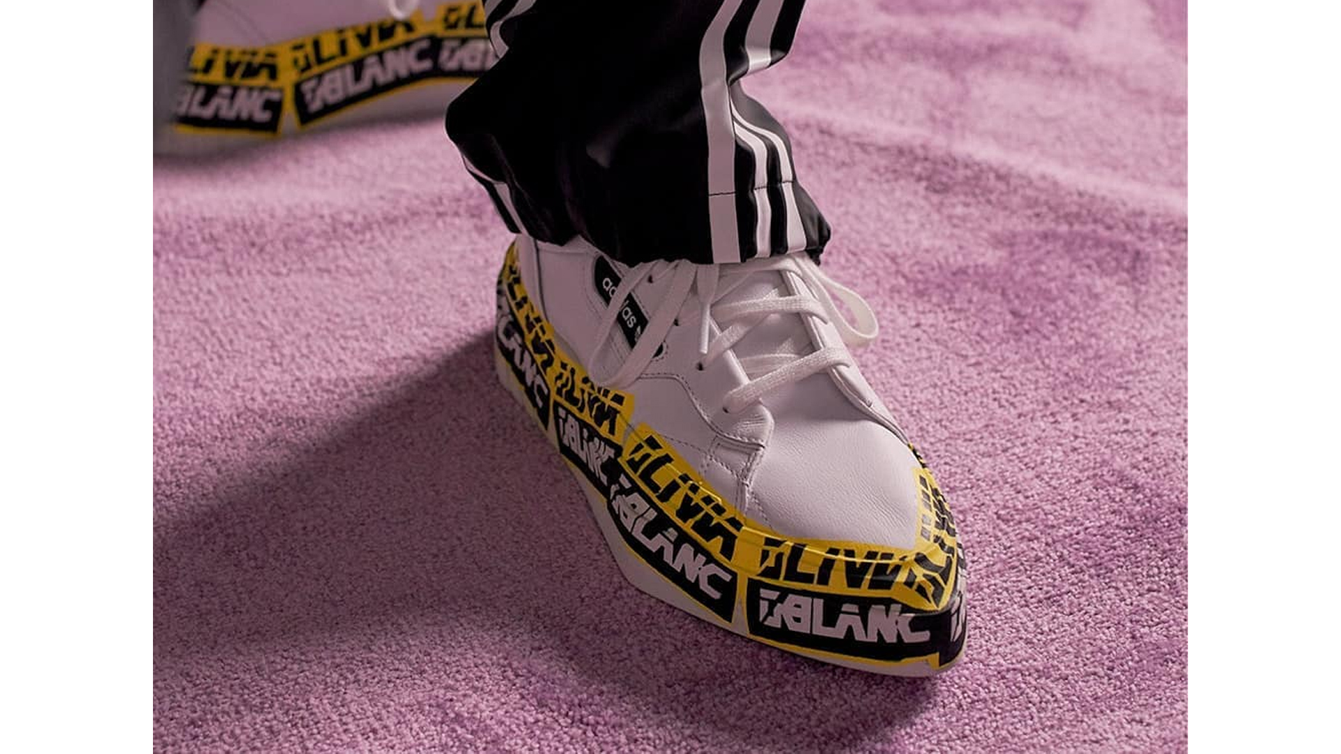 the best attitude f66c7 5a0e2 adidas Team Up With OIivia Oblanc To Reinvent The Sleek And ...