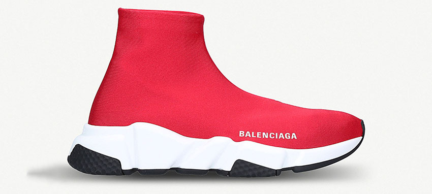 Balenciaga's Speed Sock Runner Is