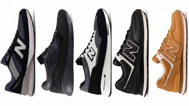 low priced db597 efabb Comme des Garçons has teamed up with New Balance to announce the release of  five new colourways that will sit on much-loved silhouettes.