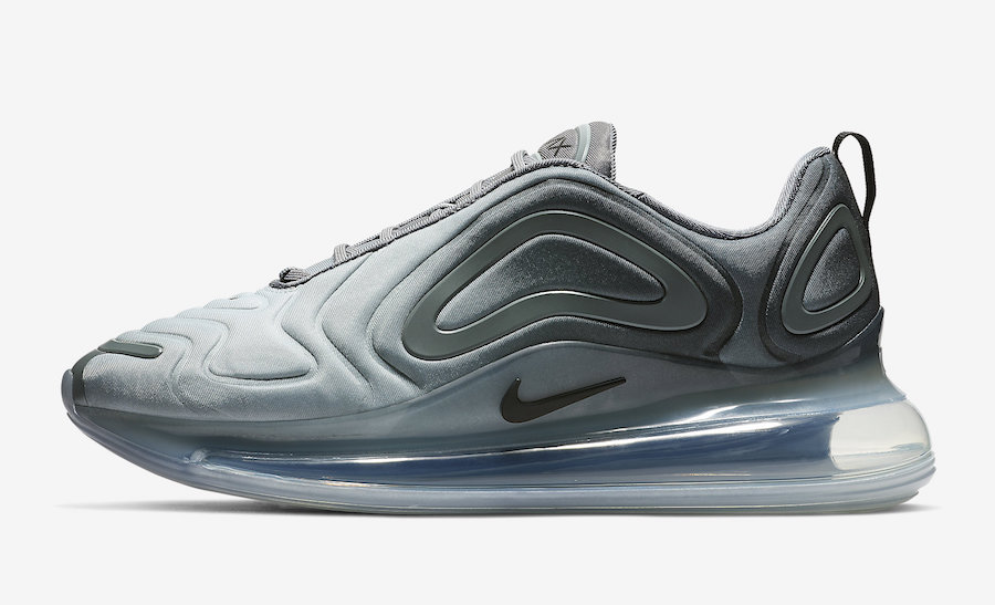 Step Into The Future With The Nike Air Max 720 'Carbon Grey