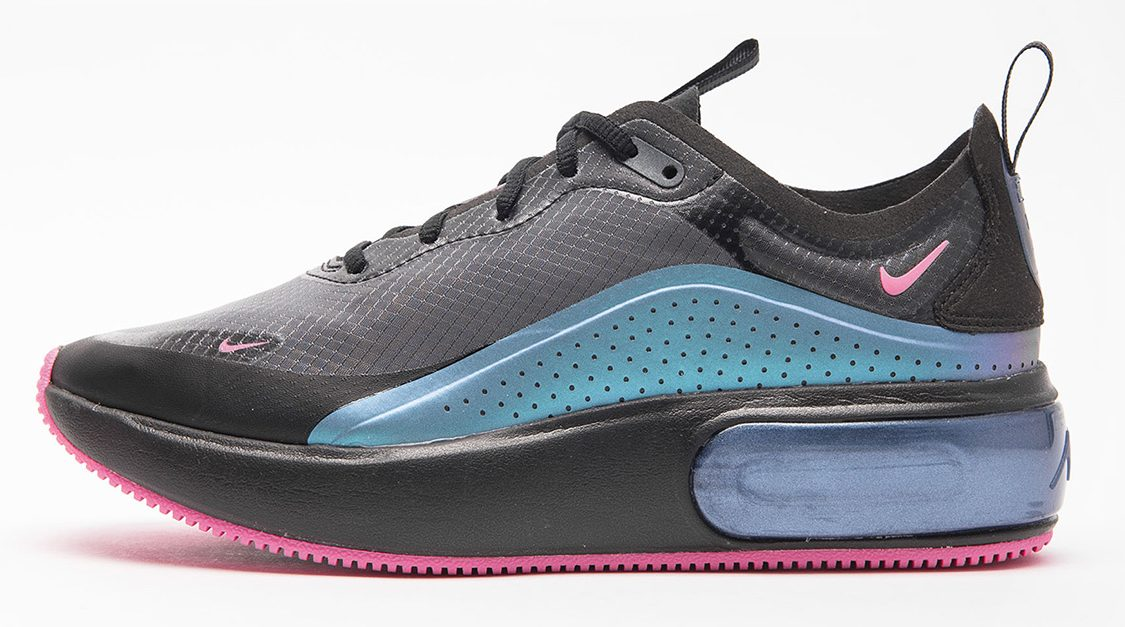 huge selection of bd7ae 3422e Nike s Air Max Dia Is Taking Over The Sneaker Scene In  Laser Fuchsia