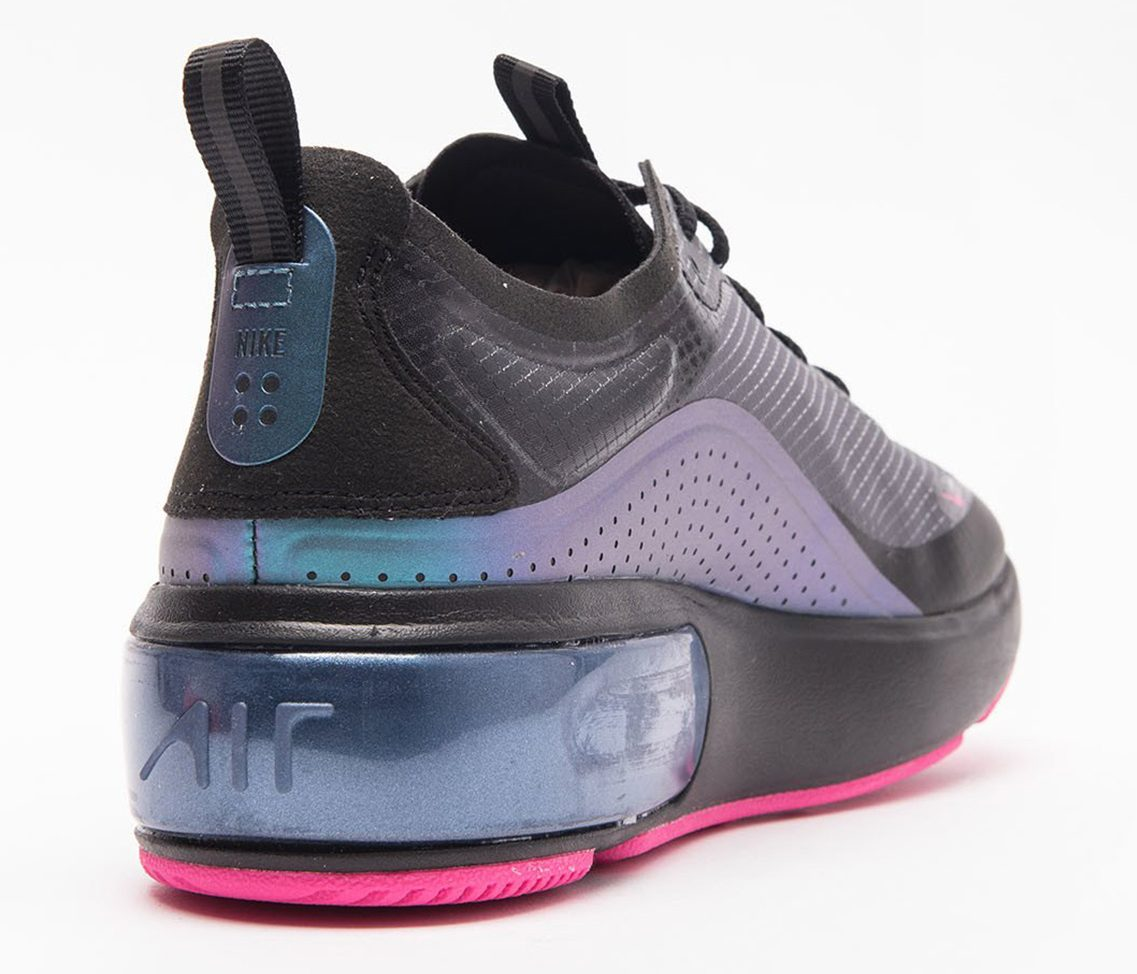 huge selection of 1bff2 5f436 Nike s Air Max Dia Is Taking Over The Sneaker Scene In  Laser Fuchsia