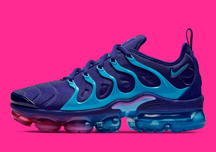 great fit fb405 2b7d1 Air VaporMax Plus Gets An Exotic Purple Makeover | Upcoming ...