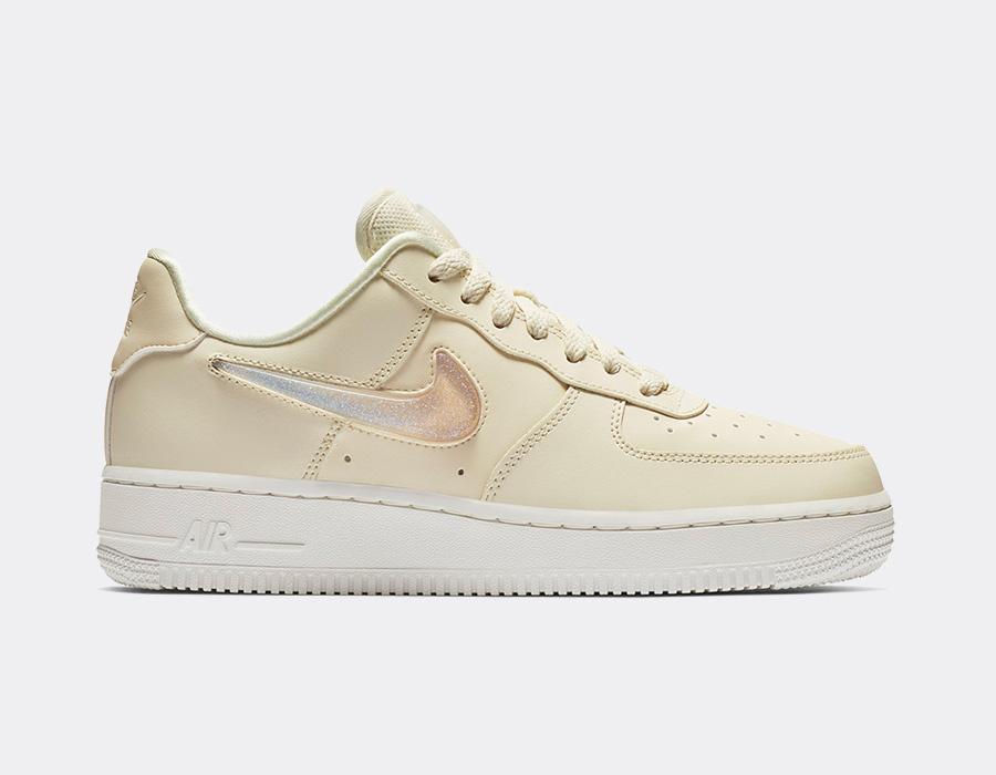 Nike Air Force 1 07 SE PRM Ivory | AH6827 100