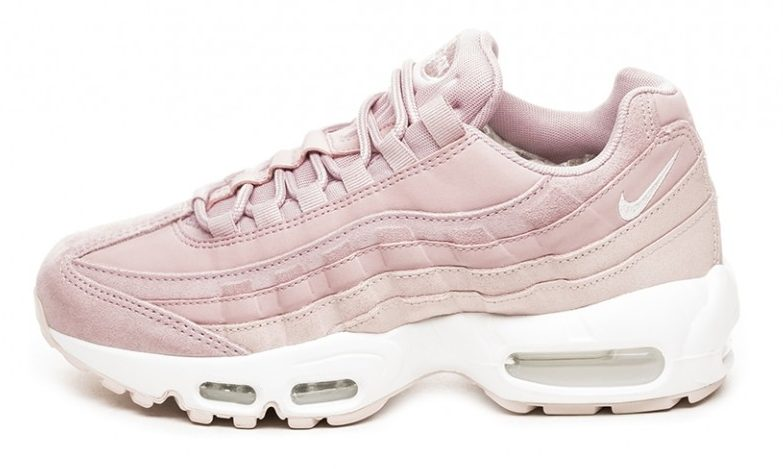 ba4706497196b1 Plum Chalk  Makes 6 Iconic Nike Silhouettes Pretty In Pink