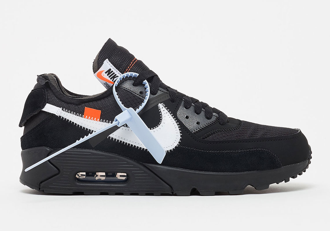 9daba1f5ca Don't Miss This Release Update For The Off-White x Nike Air Max 90 ...