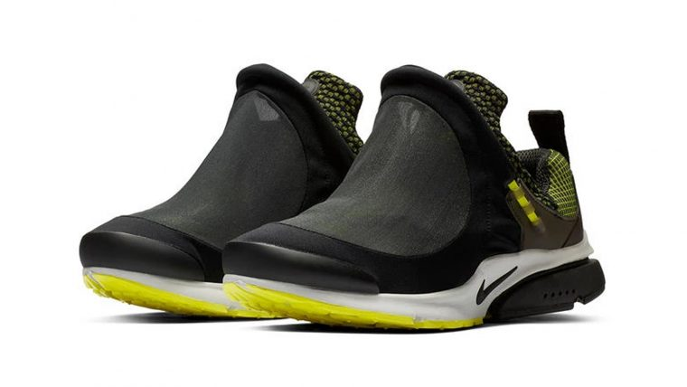 bcd4cf517d524 Avant-Garde Aesthetics Command The COMME des GARÇONS x Nike Presto ...