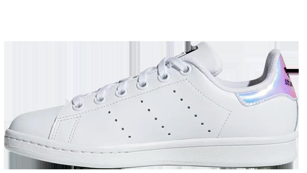 free shipping 97603 e4a59 adidas Stan Smith White Metallic | AQ6272