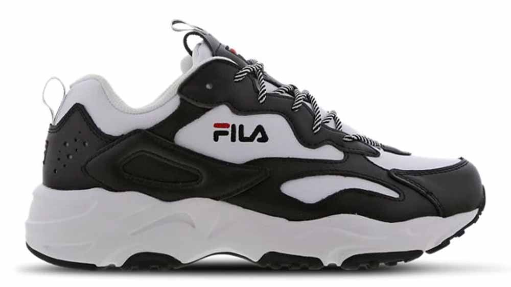 The Fila Ray Tracer Gets A Black And White Makeover | Closer ...