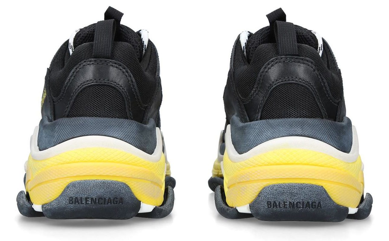 Balenciaga Speed Trainer Triple Black HYPEBEAST